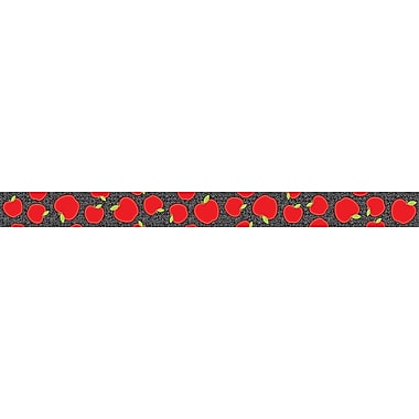 Carson-Dellosa Apples Borders, (12) 3' x 3in. Strips
