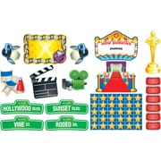 Carson-Dellosa Lights, Camera, Action! Bulletin Board Set