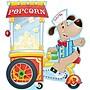 Carson-Dellosa Popcorn Bulletin Board Set