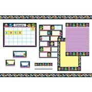 Carson-Dellosa Robots Classroom Collection Bulletin Board Set