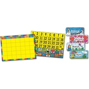 Carson-Dellosa Calendar Set: Kid-Drawn Bulletin Board Set