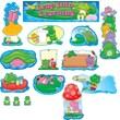 Carson-Dellosa Frogs Bulletin Board Set