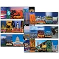 Mark Twain Famous U.S. Landmarks and Locales Bulletin Board Toppers