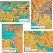 Mark Twain World Geography Bulletin Board Set