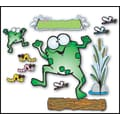 D.J. Inkers Froggie & Friends Bulletin Board Set