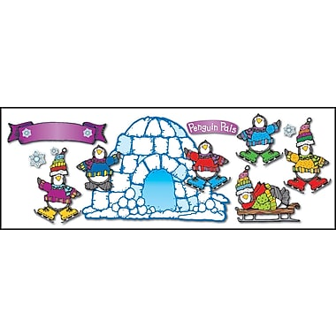 D.J. Inkers Penguin Pals Bulletin Board Set