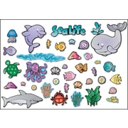 D.J. Inkers Sea Life Bulletin Board Set