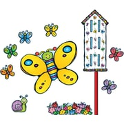 D.J. Inkers Butterflies Bulletin Board Set
