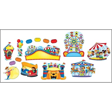 Carson-Dellosa Carnival Fun Bulletin Board Set