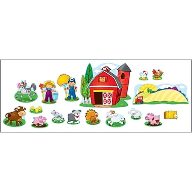 Carson-Dellosa Farm Bulletin Board Set