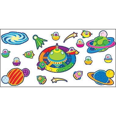 Carson-Dellosa Out of This World Bulletin Board Set