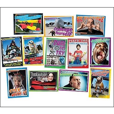 Carson-Dellosa Record-Breaking Motivators Bulletin Board Set