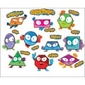 Carson-Dellosa Super Shapes Bulletin Board Set