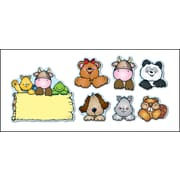 D.J. Inkers Peek Overs Bulletin Board Set