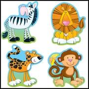 Carson-Dellosa Jungle Animals Cut-Outs