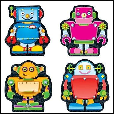 Carson-Dellosa Robots Cut-Outs