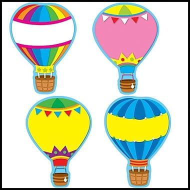 Carson-Dellosa Hot Air Balloons Cut-Outs