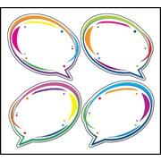 Carson-Dellosa Speech Bubbles Cut-Outs
