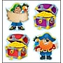 Carson-Dellosa Pirates & Treasure Chests Cut-Outs
