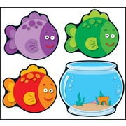 Carson-Dellosa Fish & Bowls Cut-Outs