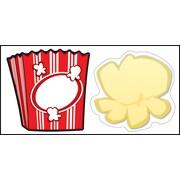 Carson-Dellosa Popcorn & Boxes Cut-Outs