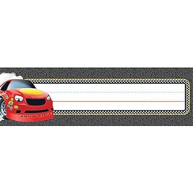 Carson-Dellosa Racing Nameplates