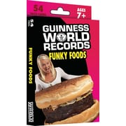 Carson-Dellosa Guinness World Records® Funky Foods Learning Cards
