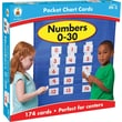 Carson-Dellosa Numbers 0 - 30 Pocket Chart Accessory