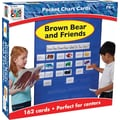 Carson-Dellosa Brown Bear and Friends Pocket Chart Accessory