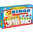 Carson-Dellosa Addition & Subtraction Bingo Board Game