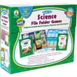 Carson-Dellosa Science File Folder Games, Grades K - 1