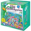 Key Education I Spy Alphabet Aquarium Board Game