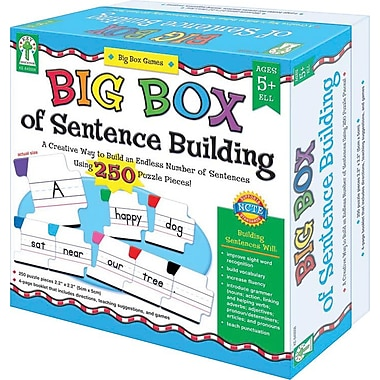 Key Education Big Box of Sentence Building Manipulative