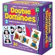 Key Education Double Dominoes: Colors & Numbers Board Game