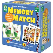 """Key Education Photo """"First Games"""": Memory Match Card Game"""