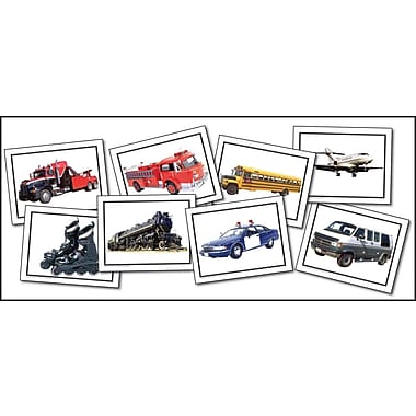 Key Education Transportation Learning Cards