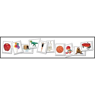 Key Education Alphabet Photo Objects Learning Cards