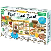 Key Education Listening Lotto: Find That Food! Board Game