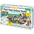 Key Education Listening Lotto: Find That Action Verb! Board Game