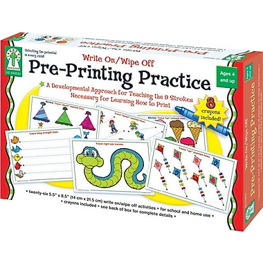 Key Education Pre-Printing Practice Manipulative