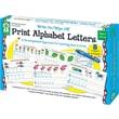 Key Education Print Alphabet Letters Manipulative