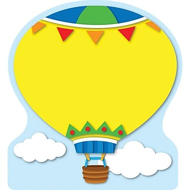 Carson-Dellosa Hot Air Balloon Notepad