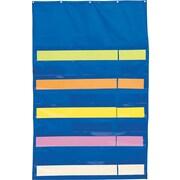 """Carson-Dellosa Original """"Plus"""" Pocket Chart [two-sided]"""