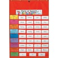 Carson-Dellosa Original Pocket Chart, Red, All Grades