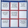Carson-Dellosa Differentiated Choice Board Pocket Chart