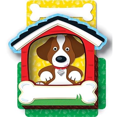 Carson-Dellosa Dogs Dimensional Accent