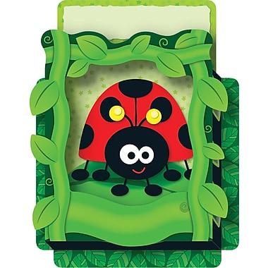 Carson-Dellosa Ladybugs Dimensional Accent