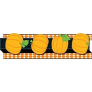 "Carson-Dellosa Publishing 108043 3' x 3"" Straight Holidays & Thanksgiving Borders, Orange"