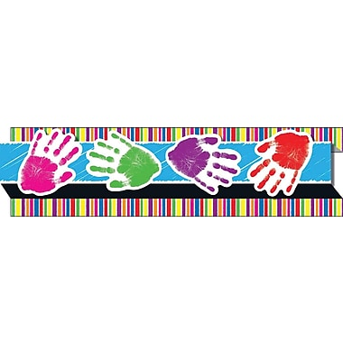 Carson-Dellosa Handprints Borders