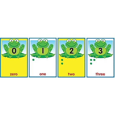 Carson-Dellosa Numbers 0-30 Bulletin Board Set